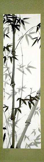 event559 קורס ציור בדיו שחורה יפנית