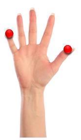 migrena hand מגע הפלא לטיפול בכאבי ראש ובמגרנות