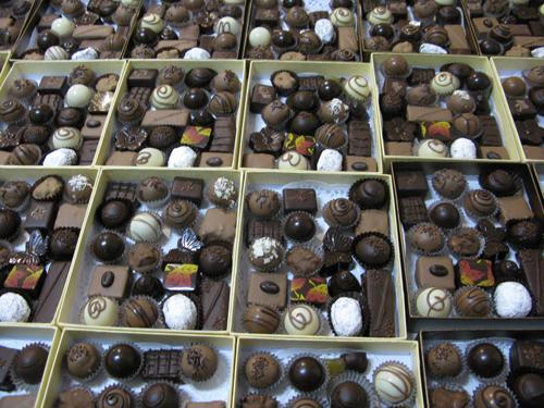102 יום פתוח בבית השוקולד של אורה שביט