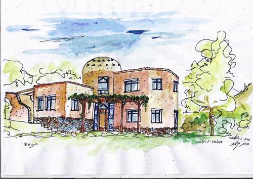 131 בית ירושלמי בבית קשת