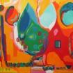 עדנה בן צבי – ציור ככלי לביטוי