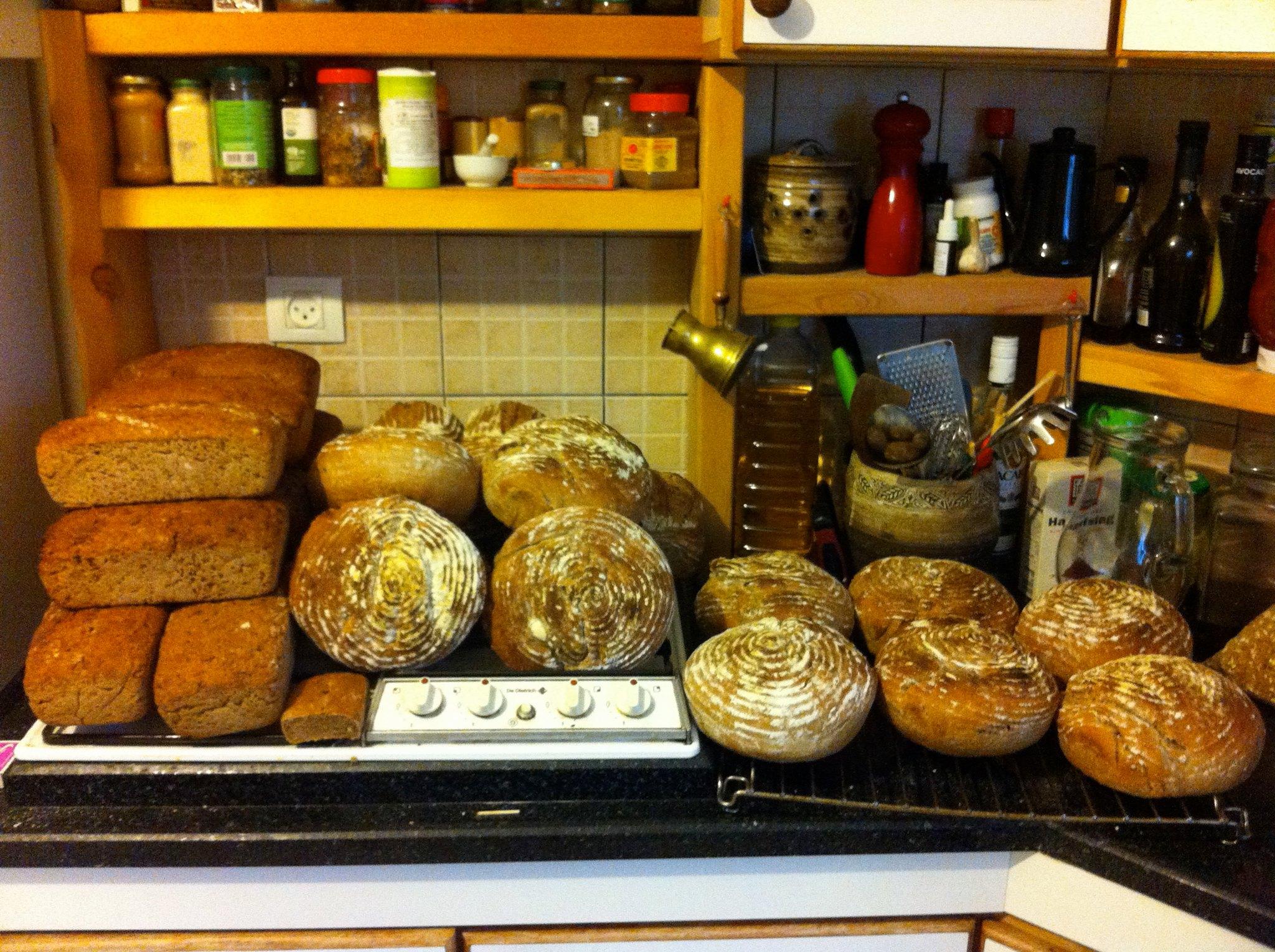 21 לחם טוב