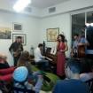 סדרת קונצרטים בסלון